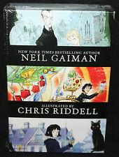 Neil Gaiman's Graveyard Book, Coraline Illustrated by Chris Riddell (Sealed) '15