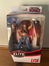WWE Lita Mattel Elite Exclusive Royal Rumble Series