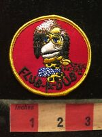 Vintage 1971 NBC NOS Howdy Doody Patch Of The Character FLUB-A-DUB 70K