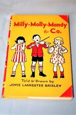 Milly Molly Mandy & Co. by Joyce Lankester Brisley 1972 Hc / Dj