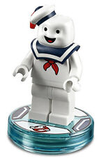 NEW LEGO STAY PUFT MARSHMALLOW MAN MINIFIG 71233 figure ghostbusters dimensions