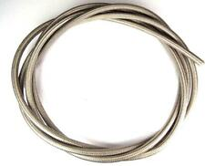2M CLARKS 5.5MM (6MM) BRAIDED BRAKE HOSE - FOR CLASSIC HOPE ETC - 2 METERS LONG