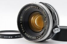 【Very Rare!】 Canon 35mm f/1.5 Rangefinder Lens for Leica L39 Screw Mount #3192