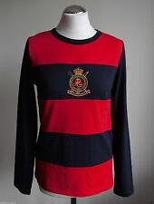 Gestreifte Ralph Lauren Damen-Shirts aus Baumwolle