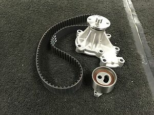 MAZDA BONGO FRIENDEE IMPORT 2.5TD WL TIMING BELT KIT TENSIONER WATER PUMP
