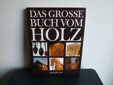 Das große Buch vom Holz Atlantis Edition Jürgen Schwab gebunden praktisch neu