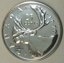 1979 Canada Proof-Like 25 Cents