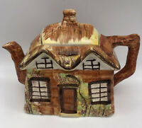 Vintage Price Kensington Ye Olde Cottage Teapot Ornament Antique Collectible