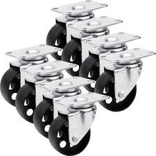 481636pc 35 Heavy Duty Rustic Swivel Caster Iron Cast Solid 440lbs Perwheel