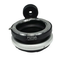 Fotga Tilt &Shift Adapter for Nikon F lens to Sony E mount NEX-7 A6500 A7 A7R II