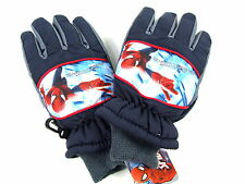 Spiderman Ski Glove Waterproof and Breathable Ski and Winter Resistance Warm