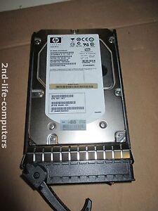 BF450DA483 404396-001 HP 450GB 15K RPM EVA M6 DUAL-P HARD DRIVE FROM: HP AG638A
