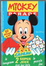 ¤ MICKEY PARADE n°127 ¤ 07/1990