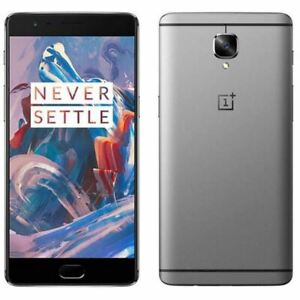 OnePlus 3 A3003 64GB/128GB Android Mobile Smartphone unlock GRADED