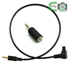 YouPro N3 40cm Remote Shutter Connect Cable for Canon 5DII 5DIII 7D 6D D60 D30