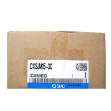 A●SMC CXSJM15-30 Double Shaft Double Double Cylinder New