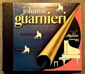 JOHNNY GUARNIERI - Nice E- 1946 Majestic 3-record Album M11