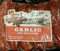 Holmes Smokehouse Garlic Sausage 28 Oz (2 Pack)