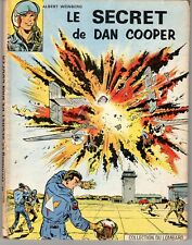 LE SECRET DE DAN COOPER  ALBERT WEINBERG EDITION ORIGINALE 1965