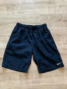 NIKE Herren Badeshorts Swim Shorts Badehose dunkel blau navy M medium