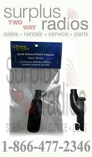 Tactical Quick Release Radio Adapter Motorola XPR6300 XPR6350 XPR6550 XPR6500