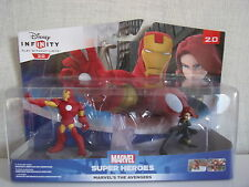 Disney Infinity 2.0 Marvel Superheroes - Marvel's the Avengers-Set - NEU & OVP