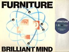 "FURNITURE brilliant mind (European) 12"" EX/EX Alternative Rock 1991 SURT 53"