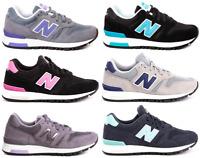 NEW BALANCE WL565 Sneakers Baskets Chaussures pour Femmes Toutes Tailles Nouveau