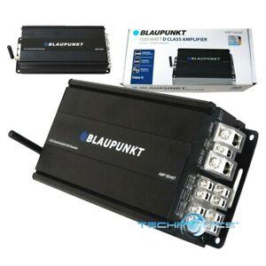 BLAUPUNKT AMP1804BT CAR AUDIO 4-CHANNEL CLASS D 1600W AMPLIFIER W/ BLUETOOTH NEW