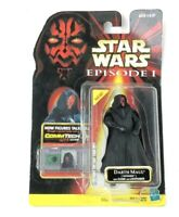 Star Wars DARTH MAUL Tatooine ComTech Chip Episode 1 Action Figure, New & Sealed