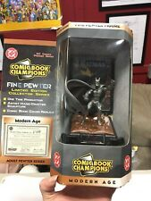 DC Comics Comic Book Champions Modern Age Fine Pewter Figure Batman Zero Hour