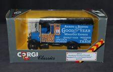 Corgi #859/4 1986 Classics Goodyear Thornycroft Van Wingfoot Express Mib