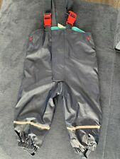 Kids winter waterproof trousers