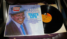 FRANK SINATRA That's Life NM Reprise Ernie Freeman I WILL WAIT FOR YOU What Now
