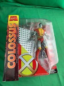 "Very Big Marvel Diamond Select Colossus Action Figure X-Men 9"""