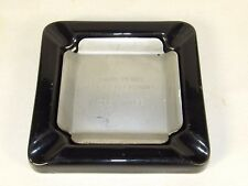 Vintage Kokomo,Indiana 1979 Delco Electronics Open House Ashtray,Porcelain,Auto