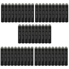 20Schwarz Refill Bullet Dart Für Nerf N-Streik Serie Blasters SpielzeugpistoleRW