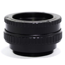 M42 to M42 Lens Adjustable Focusing Helicoid Macro Tube Adapter-17mm to 31mm HOT