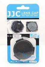 New JJC Auto Lens Cap FOR PANSONIC ALC-LX7B DMC-LX7 PANASONIC LUMIX DMC LX6 LX7