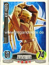 Force Attax Movie Card - Kit Fisto #074