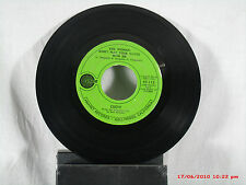 CROW -(45)- EVIL WOMAN DON'T PLAY YOUR GAMES WITH ME / GONNA LEAVE A MARK - 1969