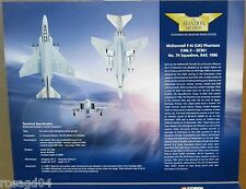 Corgi F-4J (UK) Phantom F.Mk.3 ZE361 No.74 Squadron RAF 1986 Die-Cast 1:72 NEW