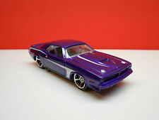 1970 Plymouth AAR Cuda 1/64 Scale Limited Edition See Photos Below