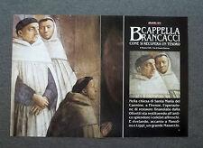 AL33 - Clipping-Ritaglio -1986- S. MARIA DEL CARMINE,CAPPELLA BRANCACCI,FIRENZE