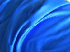 Royal blue lycra fabric hi tech performance fabric moisture wicking Imperfect