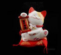 Hucha Gato Prosperidad Japonés Maneki Neko 5770
