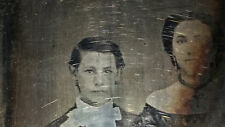 Daguerreotype James Honest Dick Tate 1840's Kentucky Photo Original Young RARE