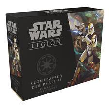 FFGD4655 Star Wars Legion - Clone Wars - Klontruppen der Phase II •DE