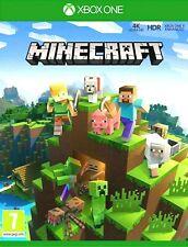 Minecraft Xbox One Brand New Sealed