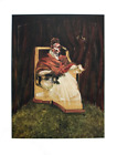 FRANCIS BACON Portrait of Pope Innocent XII 35.5 x 25.5 Poster 1995 Expressionis